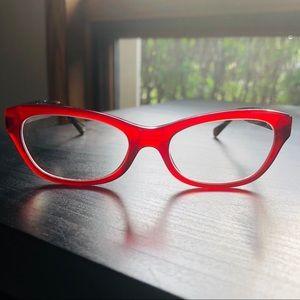 Coach Cat Eye Glasses!